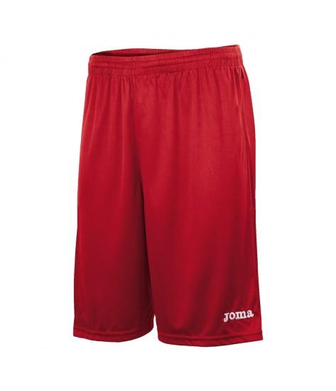 Joma Cancha II Basketball Short Red