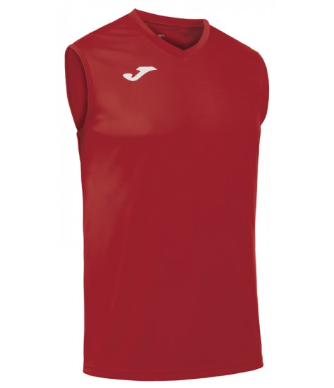 Joma Combi Sleeveless Tee - Red