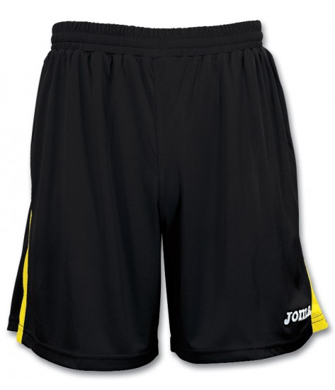 Joma Tokio Short - Black / Yellow