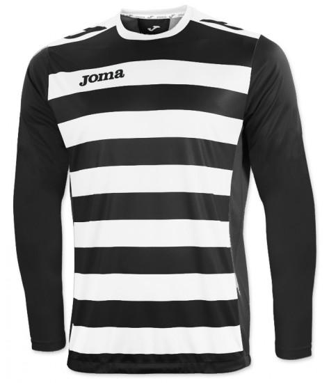 Joma LS Europa II Black/White