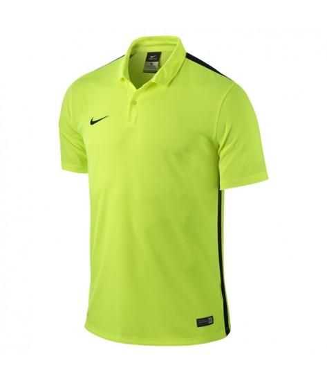 Kids Nike SS Challenge Jersey - Volt / Black