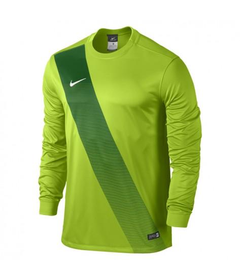 Kids Nike LS Sash Jersey - Pine Green / Action Green