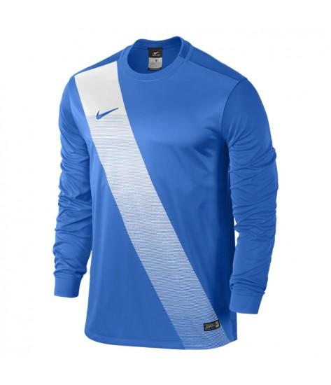 Kids Nike LS Sash Jersey - Royal Blue / White