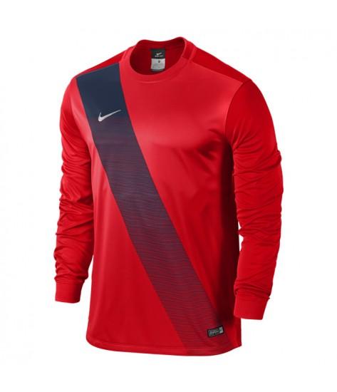 Kids Nike LS Sash Jersey - University Red / Midnight Navy