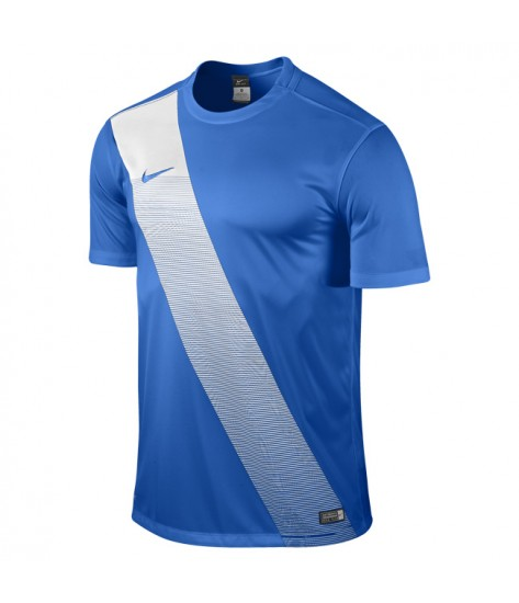 Kids Nike SS Sash Jersey - Royal Blue / White