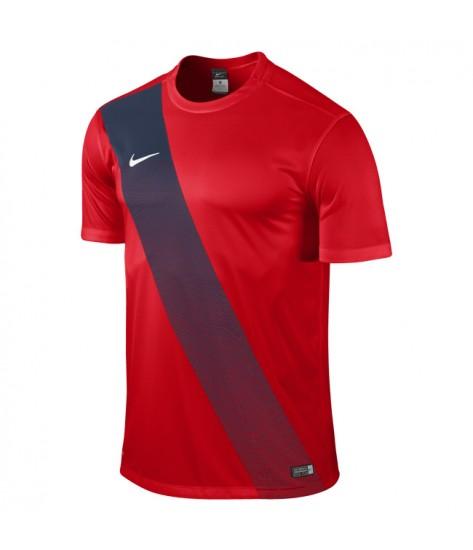 Kids Nike SS Sash Jersey - University Red / Midnight Navy