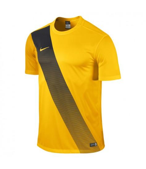 Kids Nike SS Sash Jersey - University Gold / Black