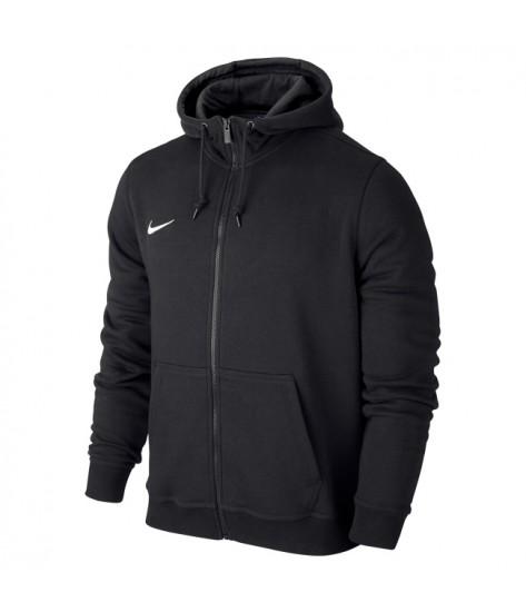 Nike Youth Team Club Full Zip Hoody Black