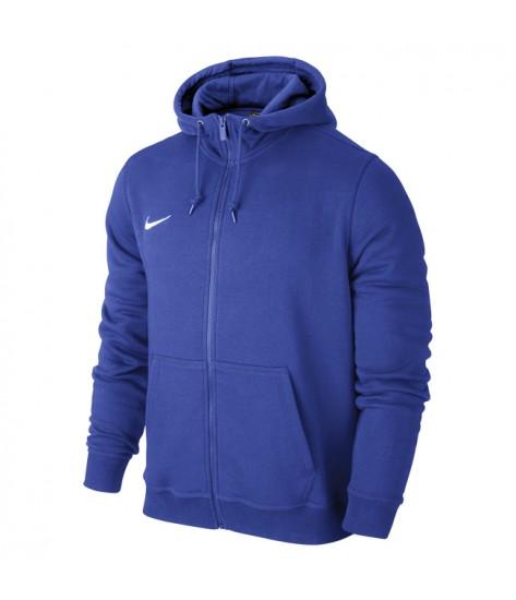 Nike Team Club Full Zip Hoody Royal Blue
