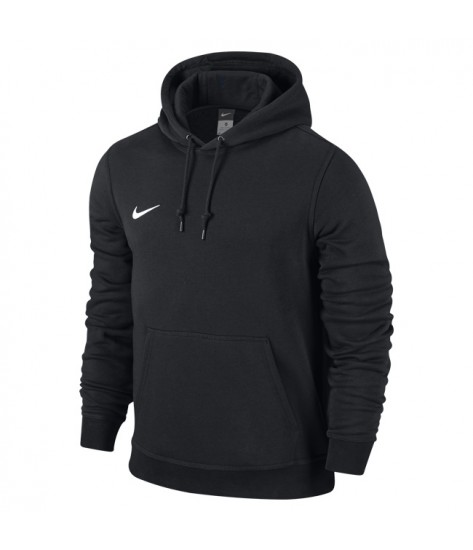 Nike Youths Team Club Hoody Black