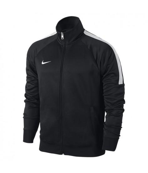 Nike Team Club Trainer Jacket Black/White