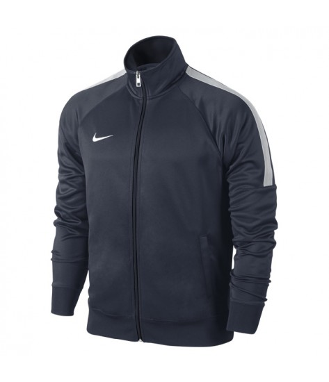 Nike Team Club Trainer Jacket Obsidian/Royal Blue