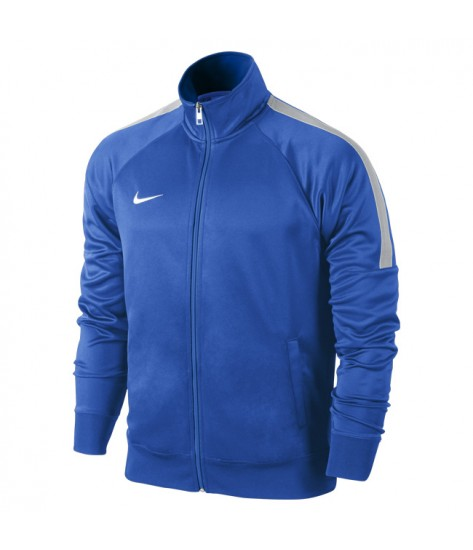 Nike Team Club Trainer Jacket Royal Blue/White