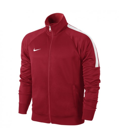 Nike Team Club Trainer Jacket University Red/White