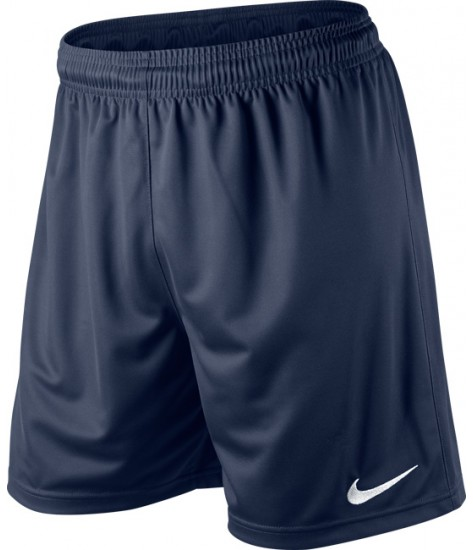 Nike Park Knit Short - Navy / White