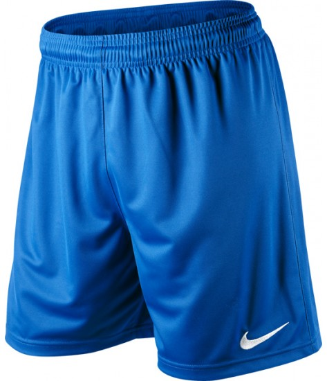 Nike Park Knit Short - Royal Blue / White