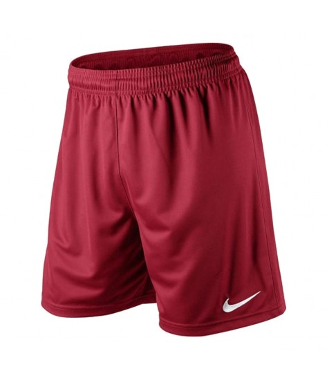 Nike Park Knit Short Extra Large Boys - Red/White