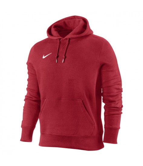 Nike Express Core Fleece Hoody University Red - Large