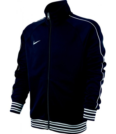 Nike Express Core Trainier Jacket Black / White.