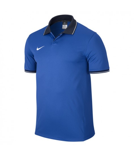 Nike Squad 14 Polo Shirt Royal Blue / Obsidian / White