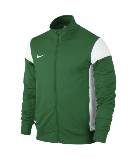 Nike Academy 14 Sideline Knit Jacket Pine Green / White