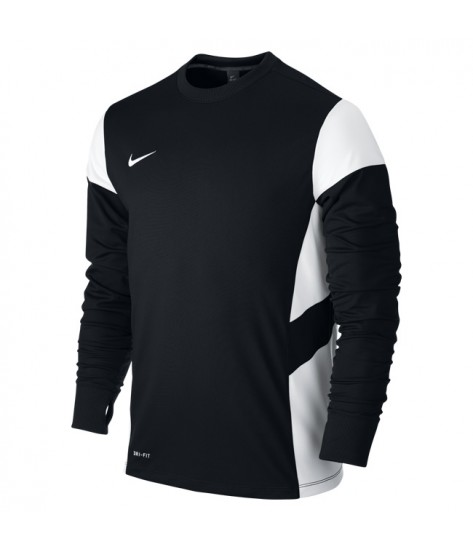 Nike Academy 14 Midlayer Top Black / White