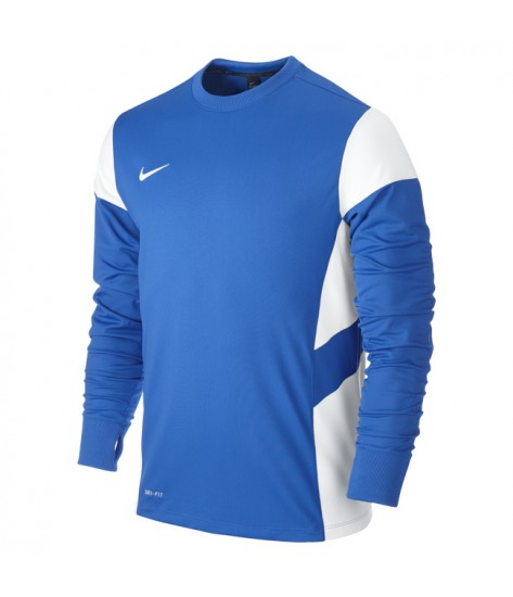 Nike Academy 14 Midlayer Top Royal Blue / White