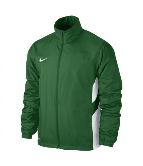 Nike Academy 14 Sideline Woven Jacket Pine Green / White