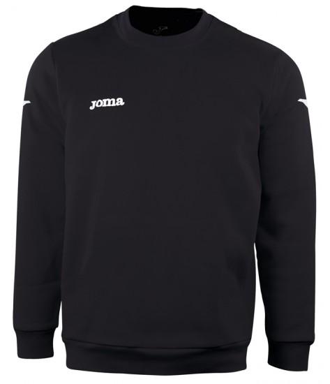 Joma Combi Cairo Polyfleece Sweatshirt - Black