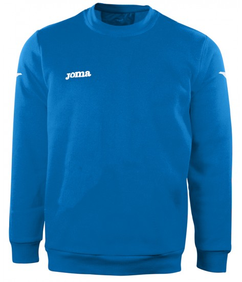 Joma Combi Cairo Polyfleece Sweatshirt - Royal Blue
