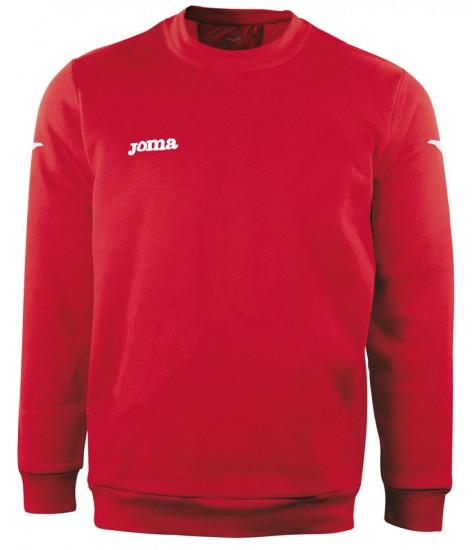 Joma Combi Cairo Polyfleece Sweatshirt - Red