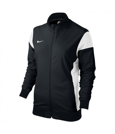 Women's Academy 14 Poly Jacket Black