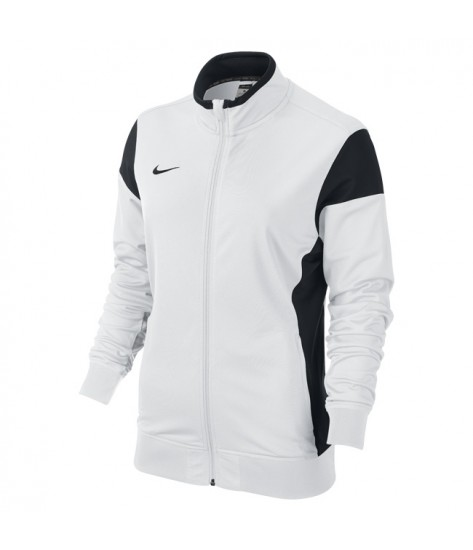 Women's Academy 14 Poly Jacket White