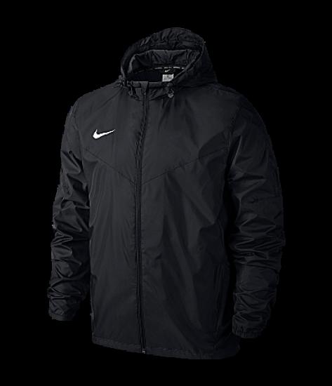 Nike Team Sideline Rain Jacket Kids - Black