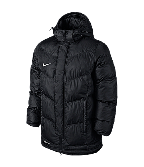 Nike Youths Team Winter Jacket - Black