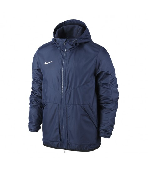 Nike Team Fall Jacket - Obsidian