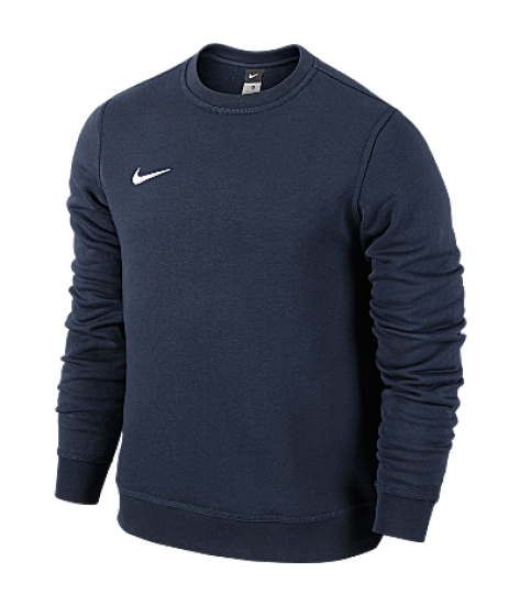 Nike Youth Team Club Crew Sweatshirt - Navy