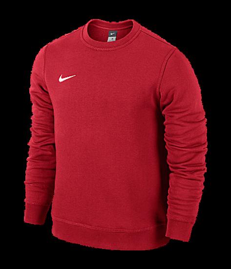 Nike Youth Team Club Crew Sweatshirt - University Red
