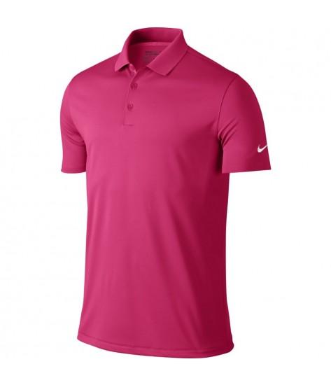 Nike Dry Polo Victory - Vivid Pink