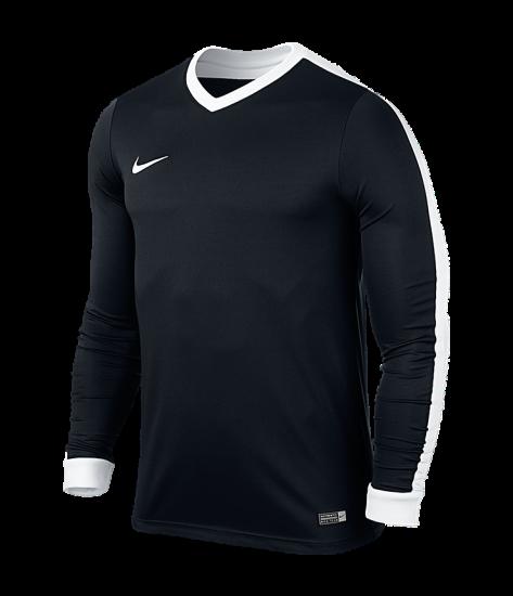 Nike Striker IV LS Tee - Black / Black / White