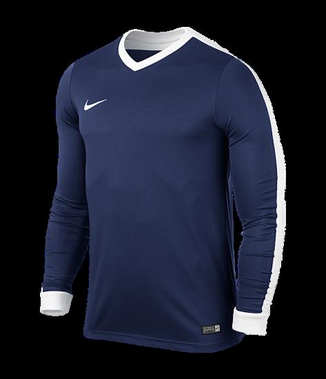 Nike Striker IV LS Tee - Midnight Navy / Midnight Navy / White