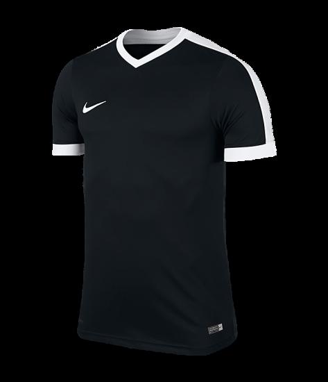 Nike Striker IV SS Tee - Black / Black / White