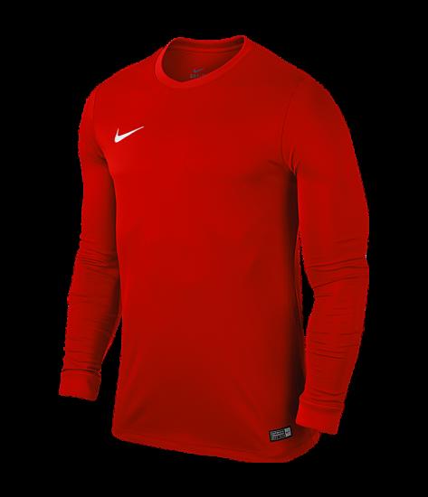Nike Park VI LS Tee Kids - University Red