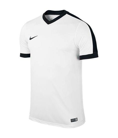 Nike Striker IV SS Tee - White / White / Black