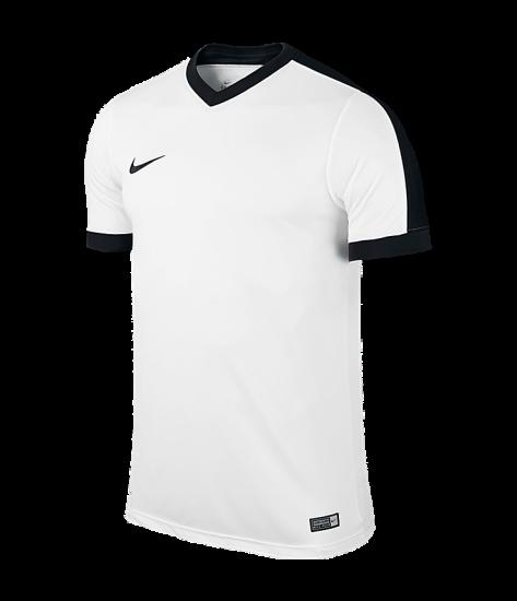 Nike Striker IV SS Tee - White / White / Black