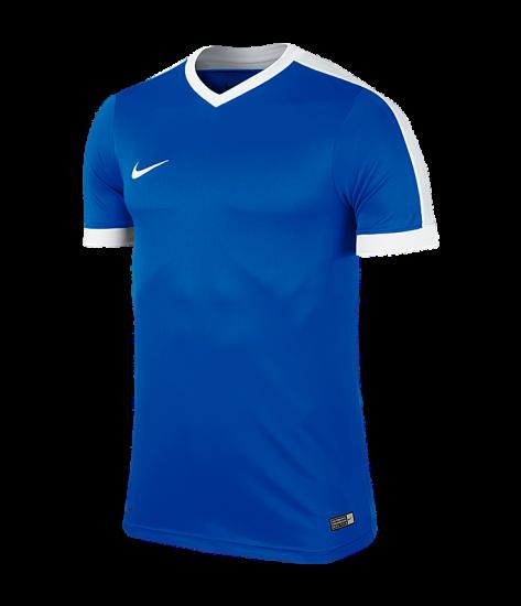 Nike Striker IV SS Tee - Royal Blue / Royal Blue / White