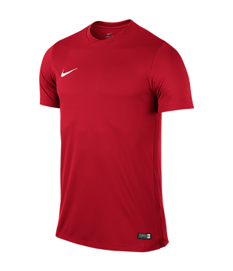 Nike Park VI SS Tee Kids - University Red
