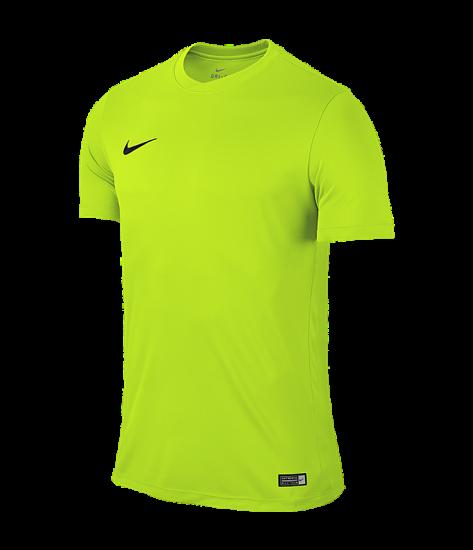 Nike Park VI SS Tee Kids - Volt