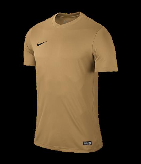 Nike Park VI SS Tee Kids - Jersey Gold
