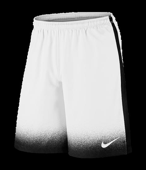 Nike Laser Woven Printed Short - White/Black